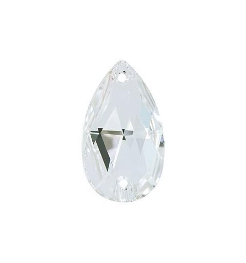 18X10.5MM Crystal F (001) 3230 Drop SWAROVSKI ELEMENTS