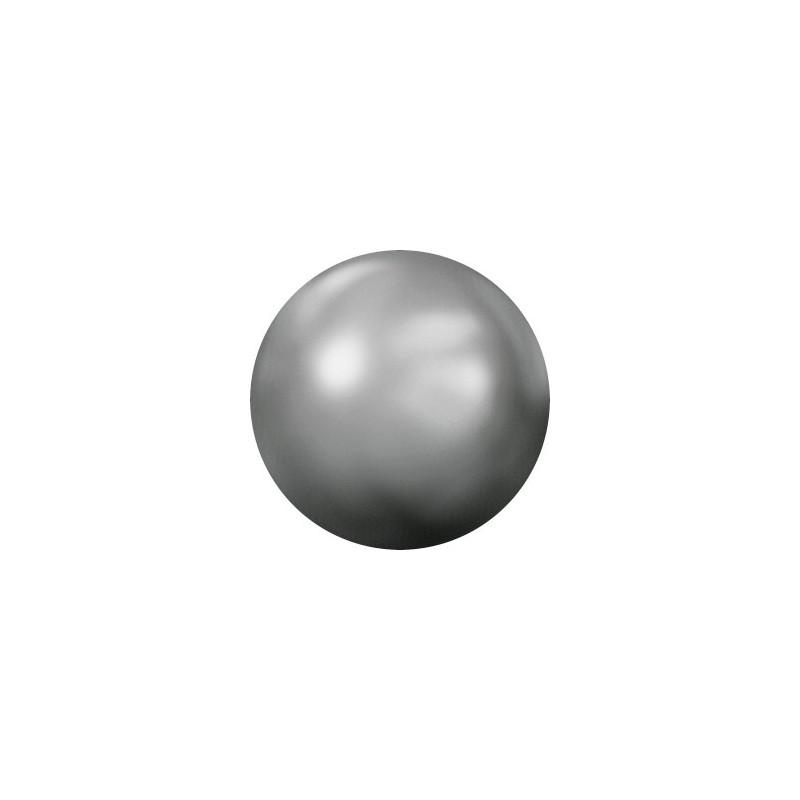 SS16 Crystal Chrom 'V' Pearl HF (001 650) 2080/4 Cabochon SWAROVSKI ELEMENTS