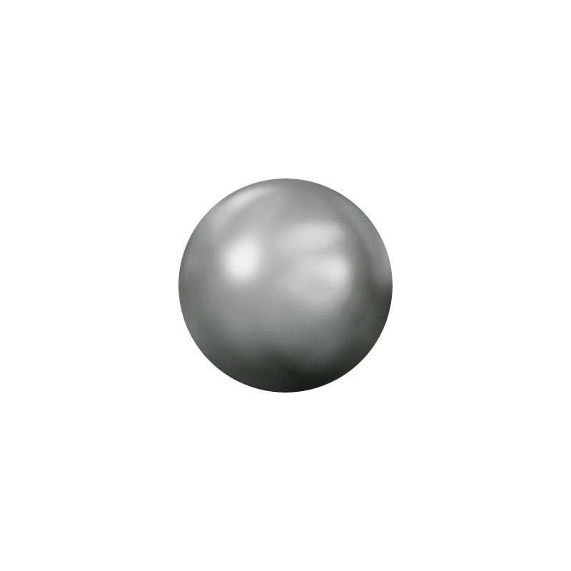 SS16 Crystal Chrom 'V' Pearl HF (001 CHRMV) 2080/4 Cabochon SWAROVSKI ELEMENTS