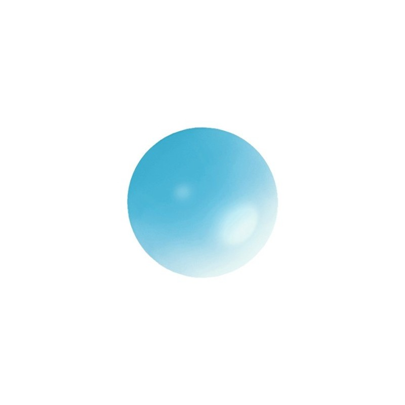 SS34 Crystal Turquoise Pärl HF (001 709) 2080/4 Cabochon SWAROVSKI ELEMENTS