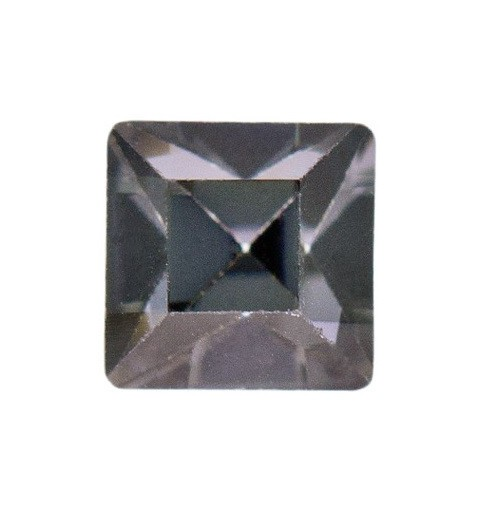2mm Crystal Silver Night F (001 SINI) Square 4428 Fancy Stone Swarovski Elements