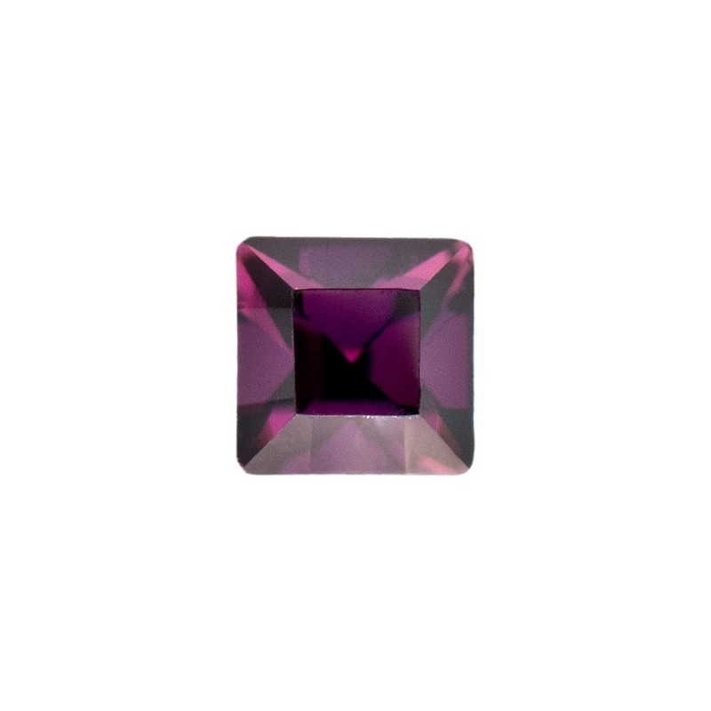 2mm Amethyst F (204) Square 4428 Fancy Stone Swarovski Elements