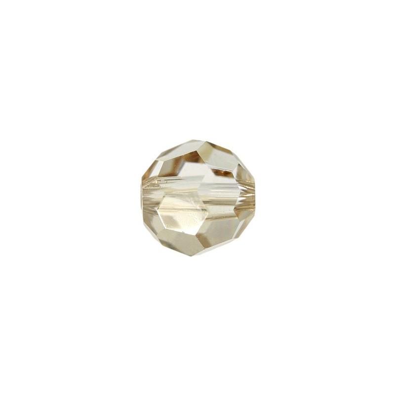 8MM Crystal Golden Shadow (001 GSHA) 5000 круглые бусины SWAROVSKI ELEMENTS