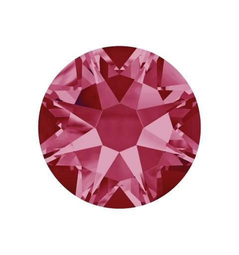 2088 SS20 Indian Pink F (289) XIRIUS Rose SWAROVSKI ELEMENTS