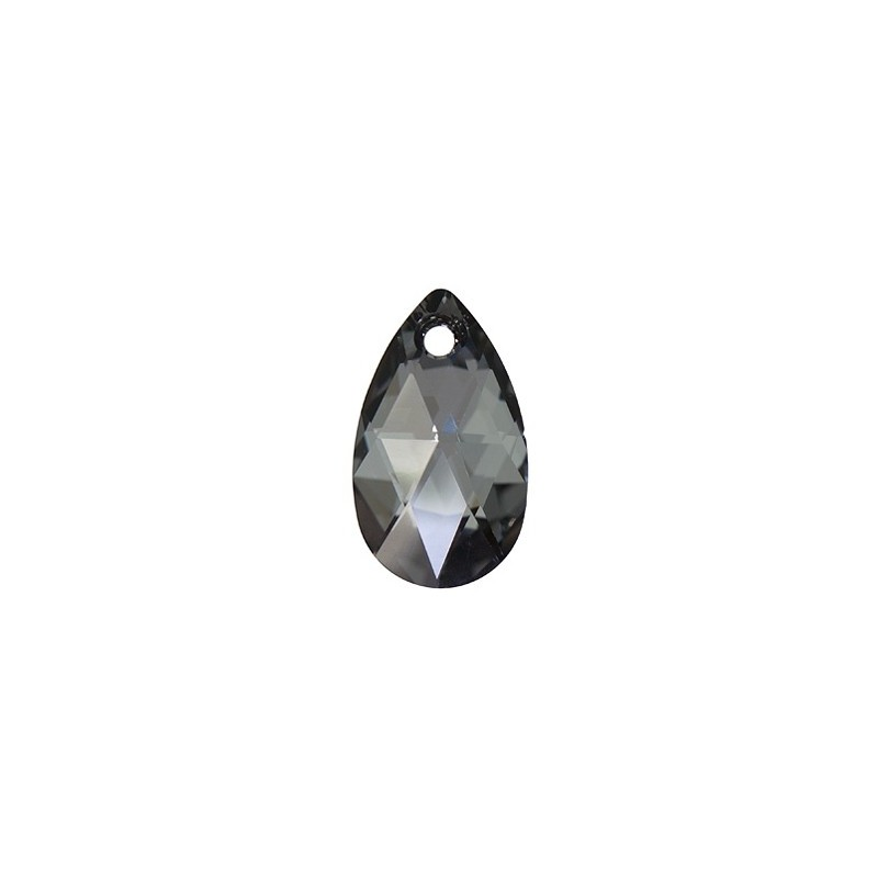16MM Crystal Silver Night (001 SINI) Подвески 6106 SWAROVSKI ELEMENTS