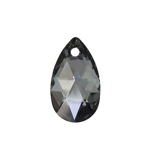 38MM Crystal Silver Night (001 SINI) Pendants 6106 SWAROVSKI ELEMENTS
