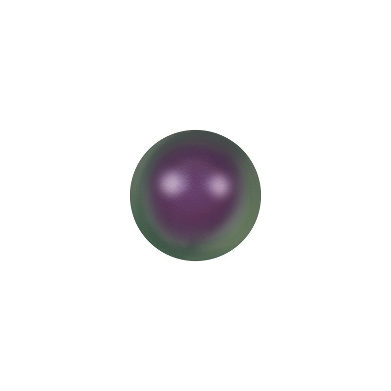 6MM Crystal Iridescent Purple Pearl (001 943) 5810 SWAROVSKI ELEMENTS