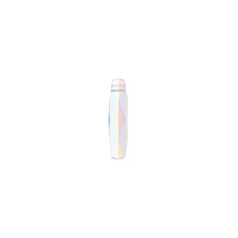 20MM Crystal AB (001 AB) Column Pendant 6460 SWAROVSKI ELEMENTS