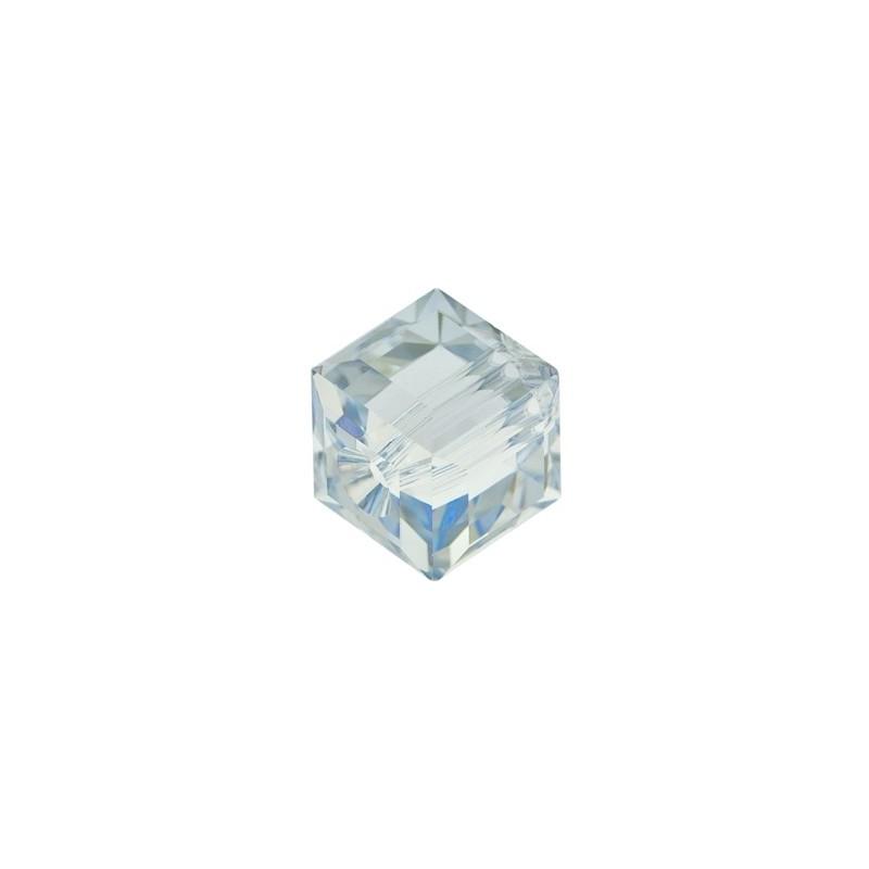 6MM Crystal Blue Shade 'B' (001 BLSB) 5601 Куб бусины SWAROVSKI ELEMENTS