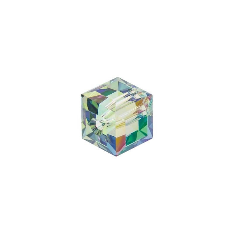 6MM Crystal Paradise Shine B (001 PARSB) 5601 Куб бусины SWAROVSKI ELEMENTS