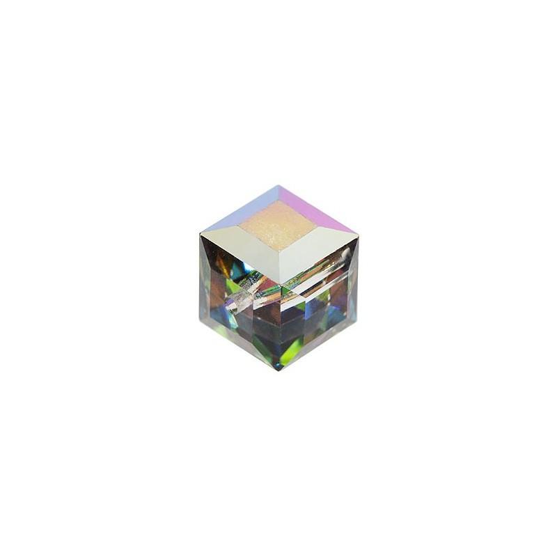 6MM Crystal Vitrail Medium B (001 VMB) 5601 Куб бусины SWAROVSKI ELEMENTS