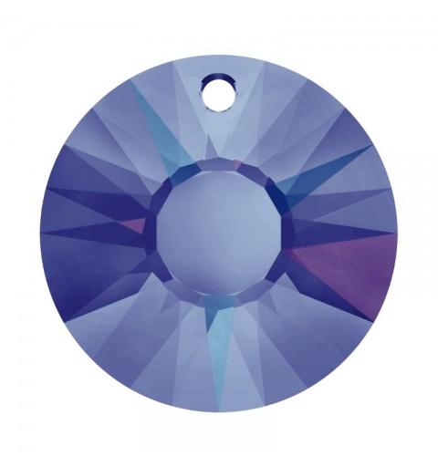 19MM Crystal Heliotrope P (001 HEL) Sun Ripats 6724 SWAROVSKI ELEMENTS