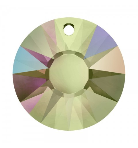 19MM Crystal Paradise Shine (001 PARSH) Sun Pendant 6724 SWAROVSKI ELEMENTS