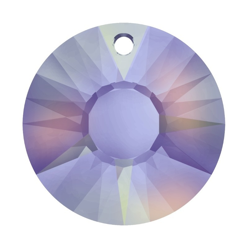 19MM Crystal Vitrail Light P (001 VL) Sun Pendant 6724 SWAROVSKI ELEMENTS