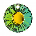 19MM Crystal Sahara P (001 SAH) Sun Pendant 6724 SWAROVSKI ELEMENTS