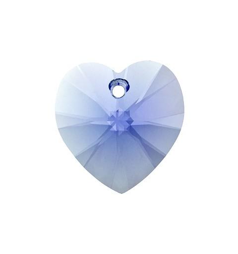 10.3x10MM Light Sapphire (211) XILION Süda Ripatsid 6228 SWAROVSKI ELEMENTS