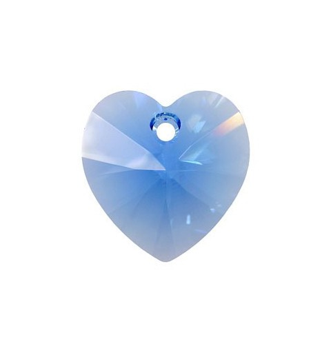 10.3x10MM Sapphire (206) XILION Heart Pendants 6228 SWAROVSKI ELEMENTS