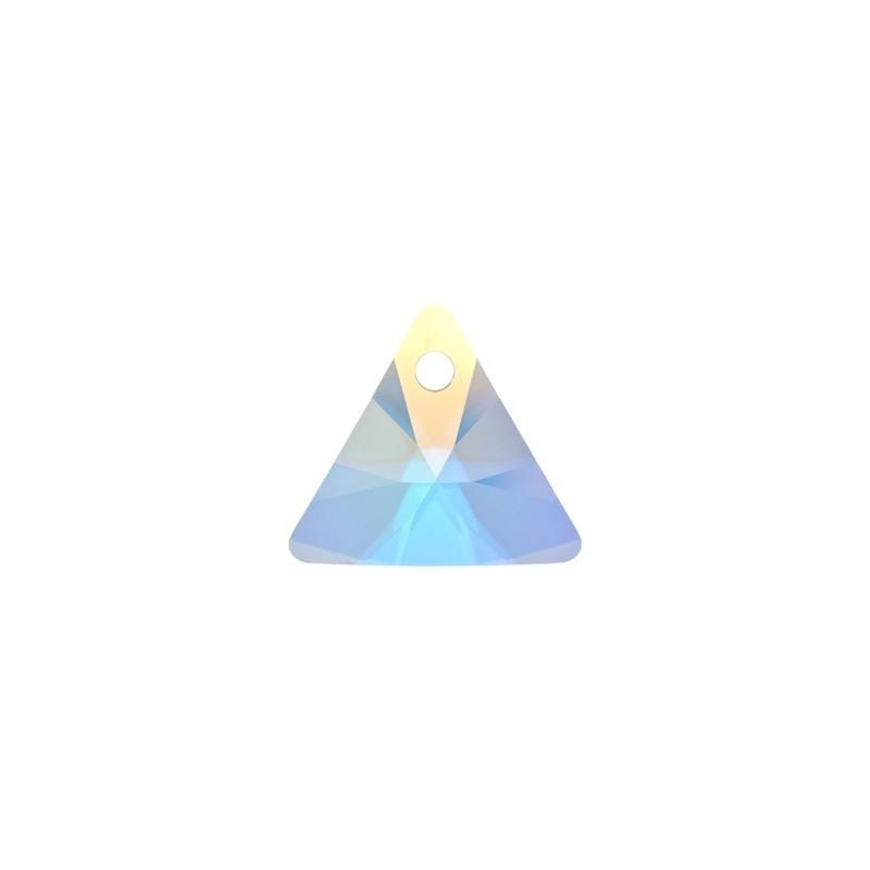 16MM Crystal AB (001 AB) XILION Kolmnurk Ripatsid 6628 SWAROVSKI ELEMENTS