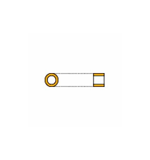 DB-1 Gunmetal/Hematite Miyuki DELICA 11/0 seed beads