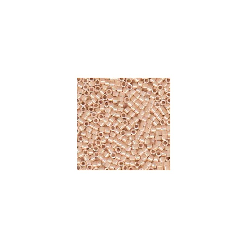 DB-204 Opaque Lt. Beige Luster Miyuki DELICA 11/0 seed beads