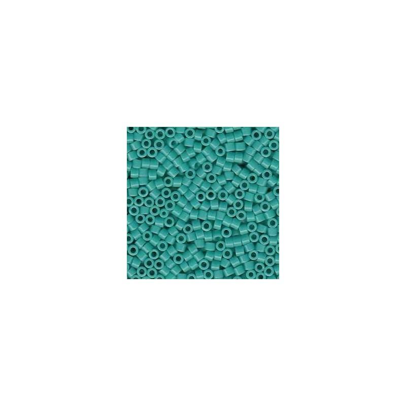 DB-729 Opaque Turquoise Miyuki DELICA 11/0 seed beads