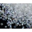 DBM-51 Crystal AB Miyuki DELICA 10/0 seed beads