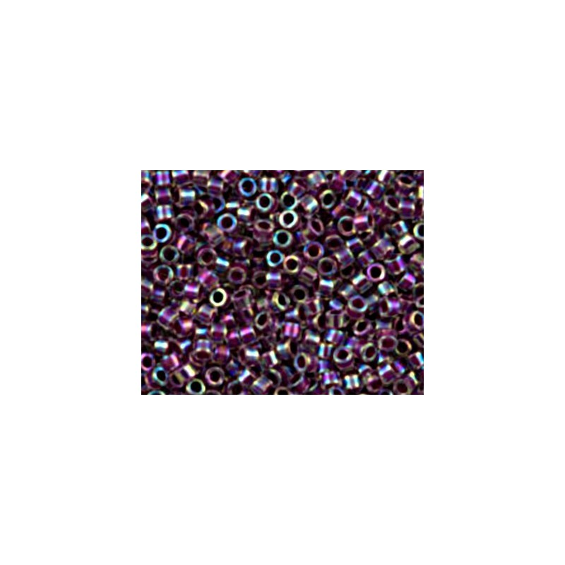 DBM-56 Lined Magenta AB Miyuki DELICA 10/0 seed beads