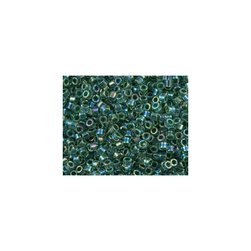 DBM-60 Light Green AB Miyuki DELICA 10/0 seed beads