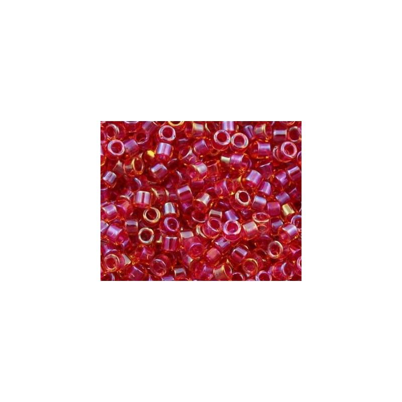 DBM-62 Strawberry Ice AB Miyuki DELICA 10/0 seed beads