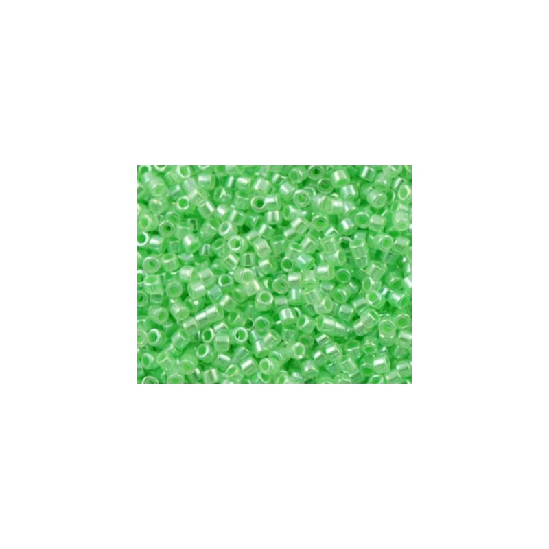 DBM-237 Ceylon Limeaid Miyuki DELICA 10/0 seed beads