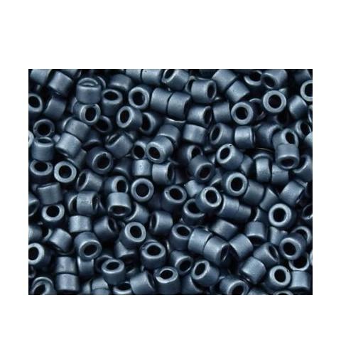 DBM-301 Matte Metallic Blue Grey Miyuki DELICA 10/0 seed beads