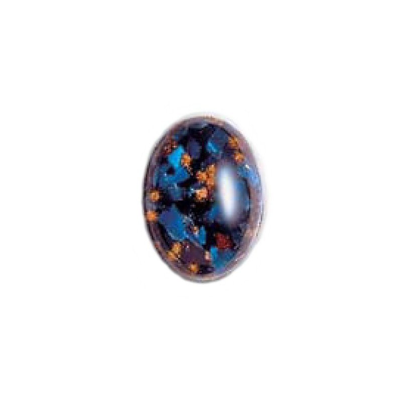 18x13mm Moonshine Opal with Avanturine 03051 416-12-030 Cabochons Preciosa