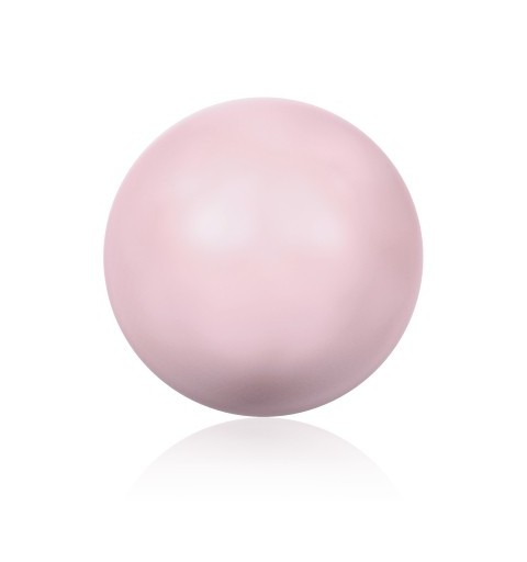 4MM Pastel Roos Kristall Ümmargune Pärl (001 944) 5810 SWAROVSKI ELEMENTS