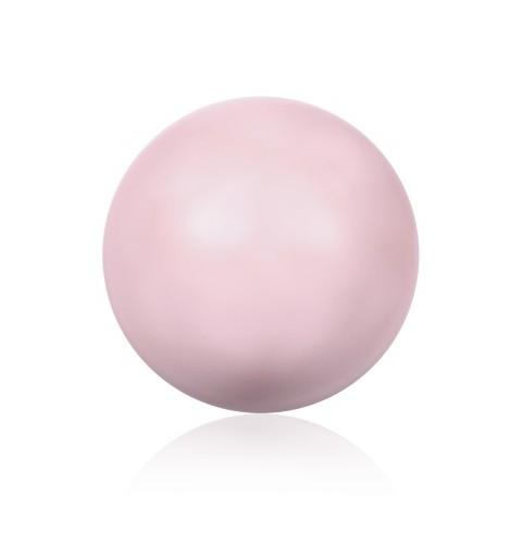 6MM Pastel Roos Kristall Ümmargune Pärl (001 944) 5810 SWAROVSKI ELEMENTS