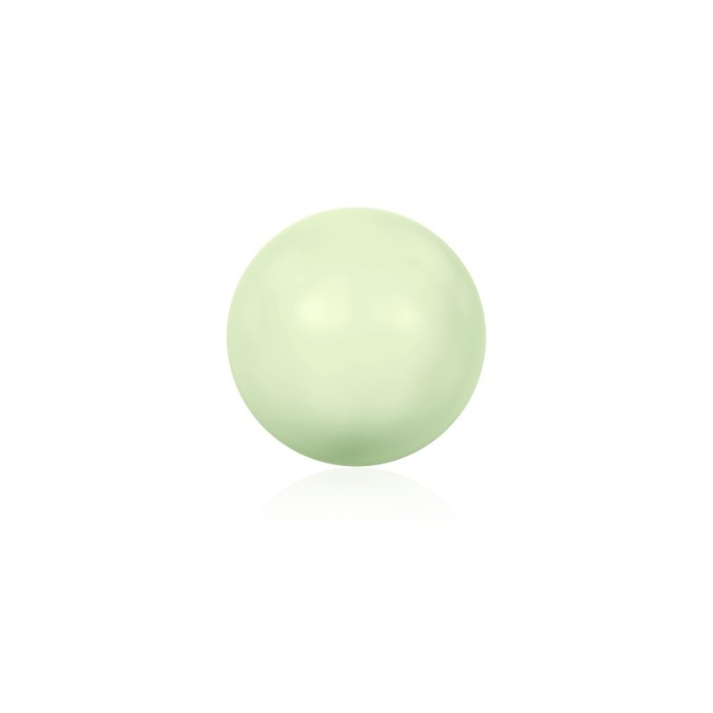 6MM Crystal Pastel Green Pearl (001 967) 5810 SWAROVSKI ELEMENTS