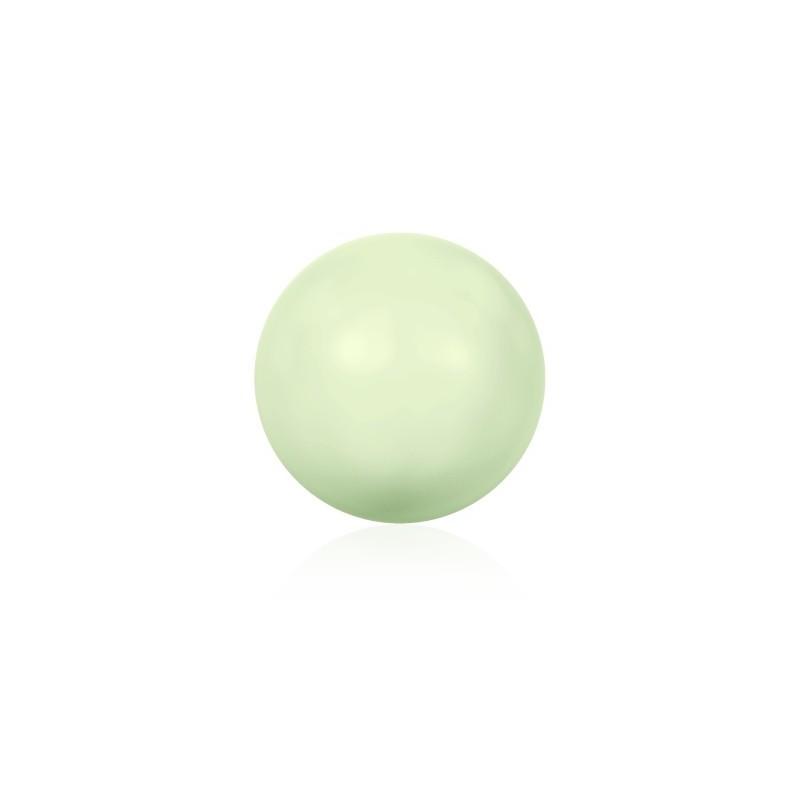 3MM Pastel Roheline Kristall Ümmargune Pärl (001 967) 5810 SWAROVSKI ELEMENTS