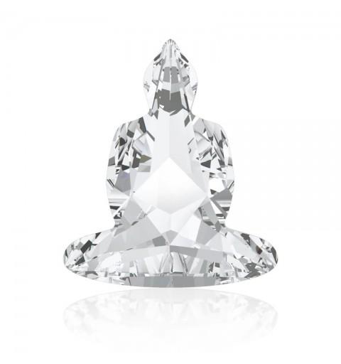 18x15.6mm Crystal F (001) Buddha 4779 Ehte Kristall Swarovski Elements