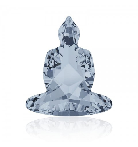 18x15.6mm Crystal Blue Shade F (001 BLSH) Buddha 4779 Fancy Stone Swarovski Elements