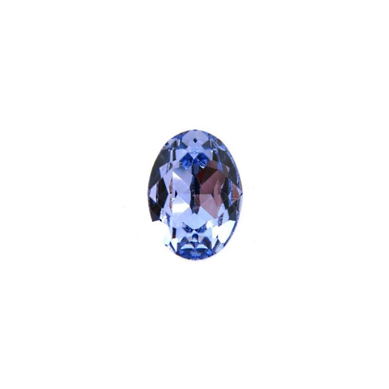 14x10mm Provence Lavender F (283) Oval Ehete Kristall 4120 Swarovski Elements