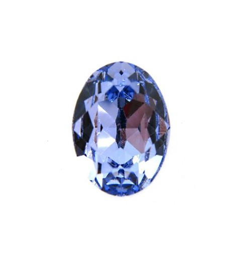 18x13mm Provence Lavender F (283) Oval Ehete Kristall 4120 Swarovski Elements