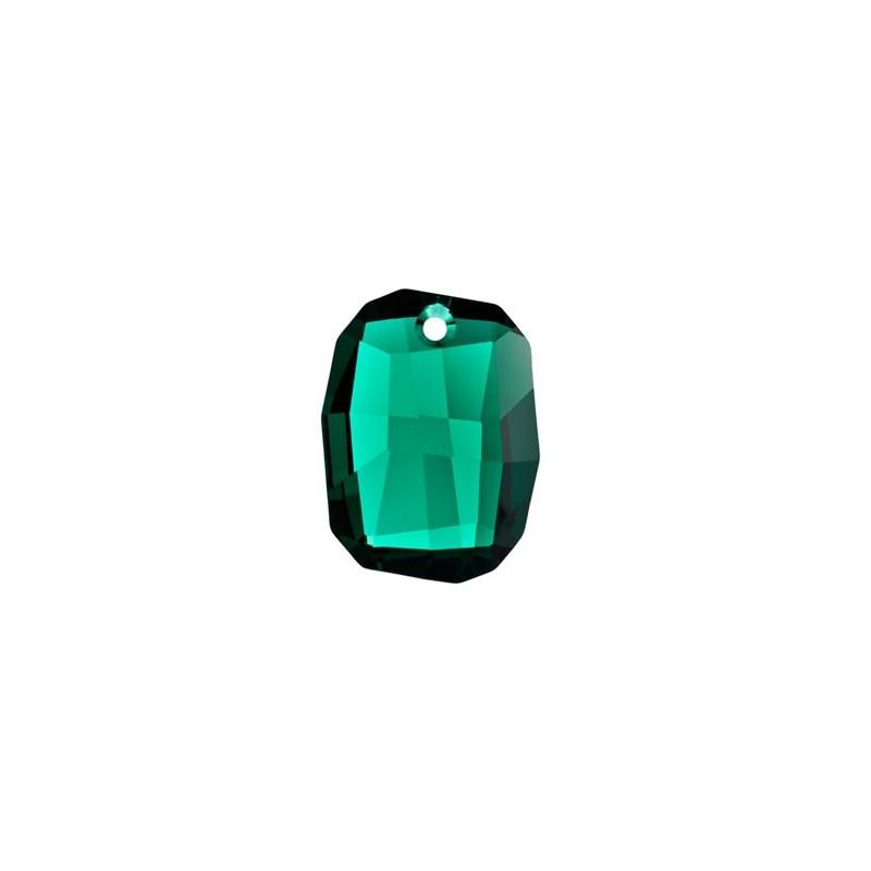 19MM Emerald (205) Graphic Pendant 6685 SWAROVSKI ELEMENTS