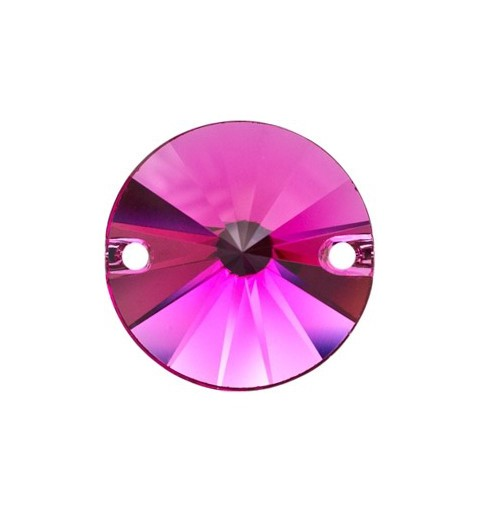 12MM Fuchsia F (502) 3200 Rivoli SWAROVSKI ELEMENTS