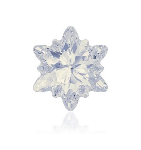 23mm White Opal F (234) Edelweiss Fancy Stone 4753 Swarovski Elements
