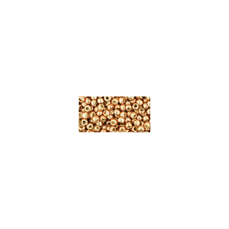 TR-08-PF551 Permanent Finish - Galvanized Rose Gold TOHO SEEMNEHELMEID