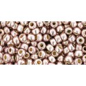 TR-08-PF554 Permanent Finish - Galvanized Lilac TOHO SEED BEADS