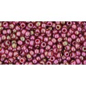 TR-11-331 Gold-Lustered Wild Berry TOHO Seed Beads