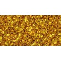 TR-11-745 Copper-Lined Marigold TOHO Seed Beads