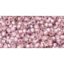 TR-11-PF2121 Permanent Finish - Silver-Lined Milky Lt. Amethyst TOHO Seed Beads