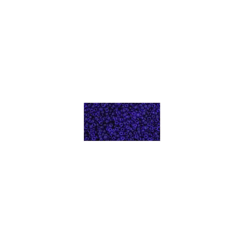 TR-15-8 Transparent Cobalt TOHO Seemnehelmed