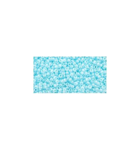 TR-15-143 Ceylon Aqua TOHO Seed Beads